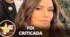 Luiza Brunet rebate crítica sobre suposta harmonização facial
