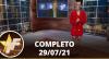 TV Fama (29/07/21) | Completo