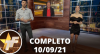 TV Fama (10/09/21) | Completo