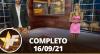 TV FAMA (16/09/21) | Completo