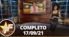 TV Fama (17/09/21) | Completo