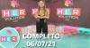 Hervolution (06/07/21) - Completo