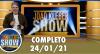 João Kléber Show (24/01/2021) Completo