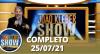 João Kléber Show (25/07/21) | Completo