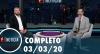 É Notícia com Renato Meirelles, do Data Favela (03/02/20) | Completo