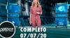 Assista à íntegra do Leitura Dinâmica de07 de julho de 2020