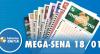 Resultado da Mega-Sena - Concurso nº 2225 - 18/01/2020