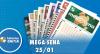 Resultado da Mega-Sena - Concurso nº 2228 - 25/01/2020