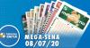 Resultado da Mega-Sena - Concurso nº 2277 - 08/07/2020