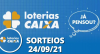 Loterias CAIXA: Super Sete, Quina, Lotofácil e mais 24/09/2021