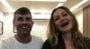 Laura Keller e Jorge Souza são os convidados desta terça-feira (11)
