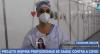 Projeto inspira profissionais de saúde contra a Covid-19