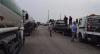 Caminhoneiros fazem protestos em rodovias brasileiras
