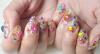 Nails art: aprenda a técnica para decorar as unhas