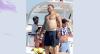 """Barriga saliente de Ronaldo """"Fenômeno"""" em flagra sem camisa dá o que falar"""