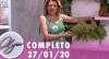 Olga (27/01/2020) | Completo