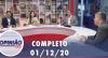 Opinião no Ar (01/12/2020) | Completo
