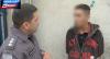 Suspeito é detido ao ser flagrado com moto roubada