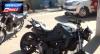 Ex-detentos são pegos em flagrante tentando empurrar motos furtadas
