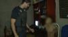 Traficante é surpreendido ao ser acordado por policiais em casa