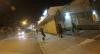 Criminoso é preso em flagrante ao tentar pular portão de clínica médica