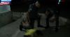 Jovem de 16 anos é perseguido, bate moto e é detido por estar sem capacete