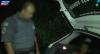 Ladrão de carro se esconde em cemitério, mas é preso