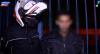 """Ladrão de moto é preso após tentar fugir e assume: """"Ia vender as peças"""""""