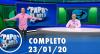 Papo de Bola (23/01/20) | Completo
