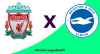 RedeTV! transmite Liverpool x Brighton às 13h25 deste sábado (25)