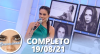 Sensacional (19/08/21) | Completo