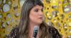 """""""Bem resolvida com o meu peso"""", diz jornalista após demissão de emissora"""