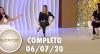 SuperPop discute término de relacionamentos (06/07/20) - Completo