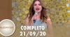 SuperPop com Solange Gomes (21/09/20) | Completo