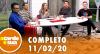 A Tarde é Sua (11/02/20) | Completo