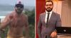 Jornalista Marcelo Cosme é criticado durante caminhada em praia