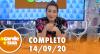 A Tarde é Sua (14/09/20) | Completo