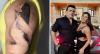 """Esdras de Souza faz tatuagem para homenagear Gretchen: """"Ficou perfeita"""""""