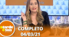 A Tarde é Sua (04/03/21)   Completo