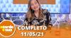 A Tarde é Sua (11/05/21) | Completo