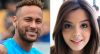 Só amizade? Neymar e Giovanna Lancellotti ironizam affair