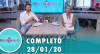 Tricotando (28/01/2020) | Completo