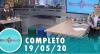 Tricotando (19/05/2020) | Completo