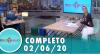 Tricotando (02/06/2020) | Completo