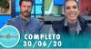 Tricotando (30/06/2020) | Completo