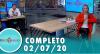 Tricotando (02/07/2020) | Completo