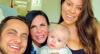 Gretchen rebate ataques a Thammy Miranda em campanha de Dia dos Pais