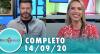 Tricotando (14/09/2020) | Completo