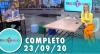 Tricotando (23/09/2020) | Completo