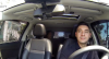 Vidente no volante: Edu Scarfon emociona passageira ao relembrar passado